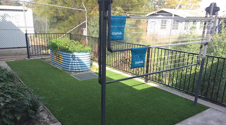 Urbangrowth Planter Boxes Synthetic Grass Westbury Contructions